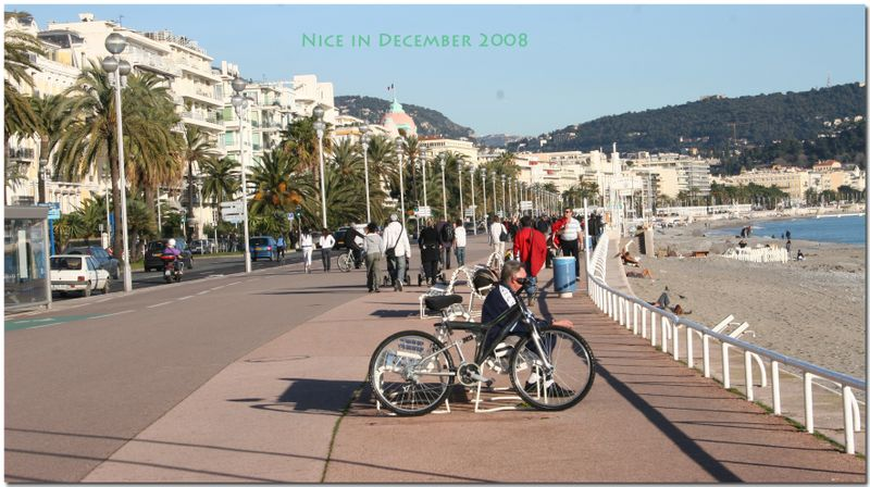 Nice At The Prom, December 2008