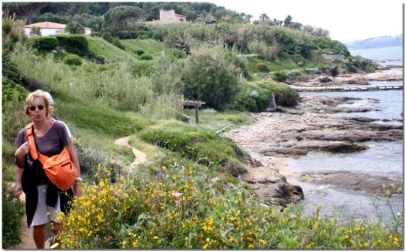 St Tropez Hikes