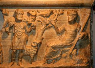 Sarcophage De La Gayole