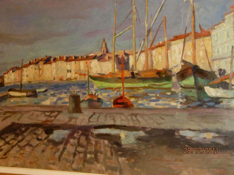 St Tropez Annonciade Museum Albert Marquet