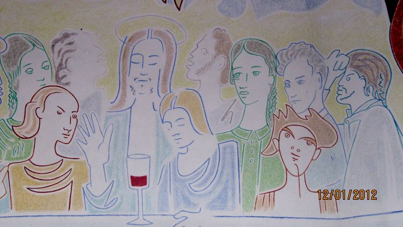 Chapel Cocteau in Frejus