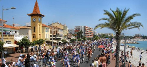 Tour de France stage 5 from Cagnes-sur-Mer