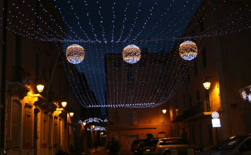 AzurAlive: StTropez at Christmas