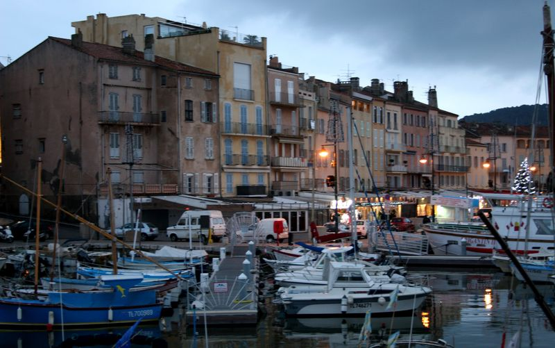 AzurAlive; StTropez In Winter