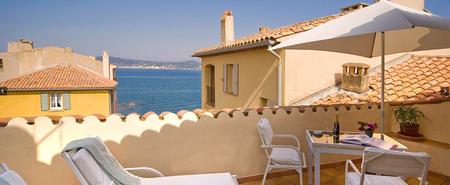 Hotel La Ponche, St Tropez