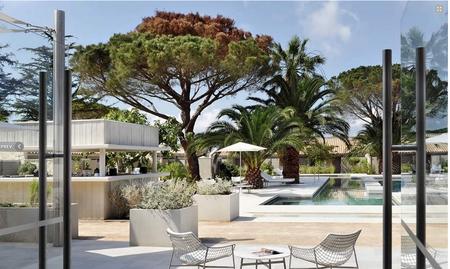 Hotel sezz, St Tropez