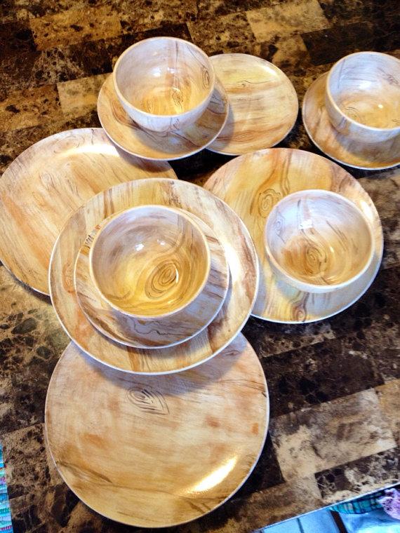 Ceramics_Wood_Bol