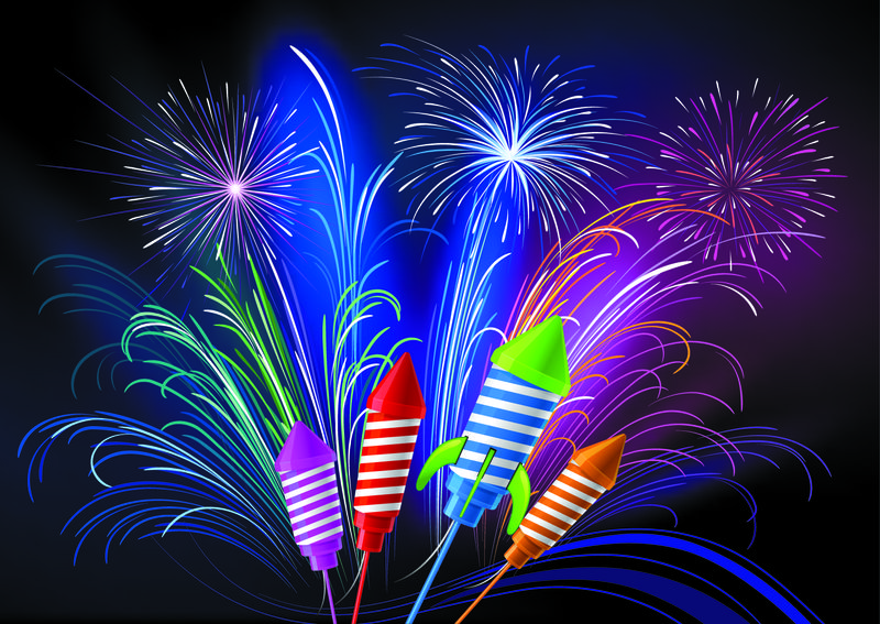 Fireworks AzurAlive: Bastille Day on the French Riviera border=