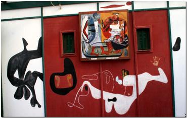 AzurAlive: Cap Martin, Le Corbusier Mural