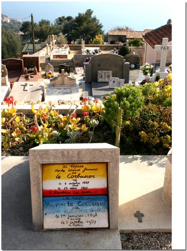 AzurAlive: Cap Martin, Le Corbusier Tomb