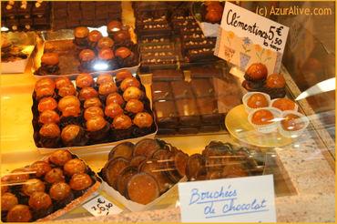 Azuralive: Confiserie Le Provençal, Fréjus, Cote d'Azur