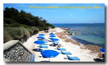 DefiningYourHome: plage des salins, St Tropez
