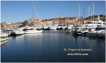 AzurAlive: St Tropez Port