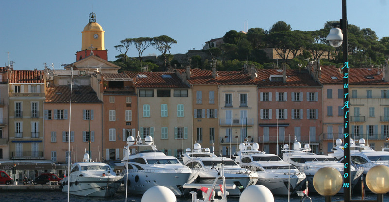 St Tropez December