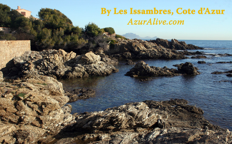 Azuralive: Hiking the Coastal Path by Les Issambres