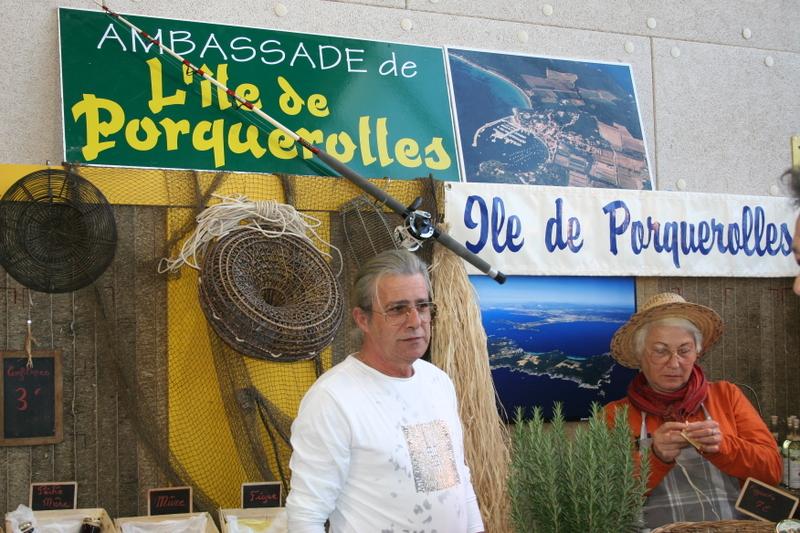 Marie-Claude Cano, Saveurs des Vergers, Porquerolles