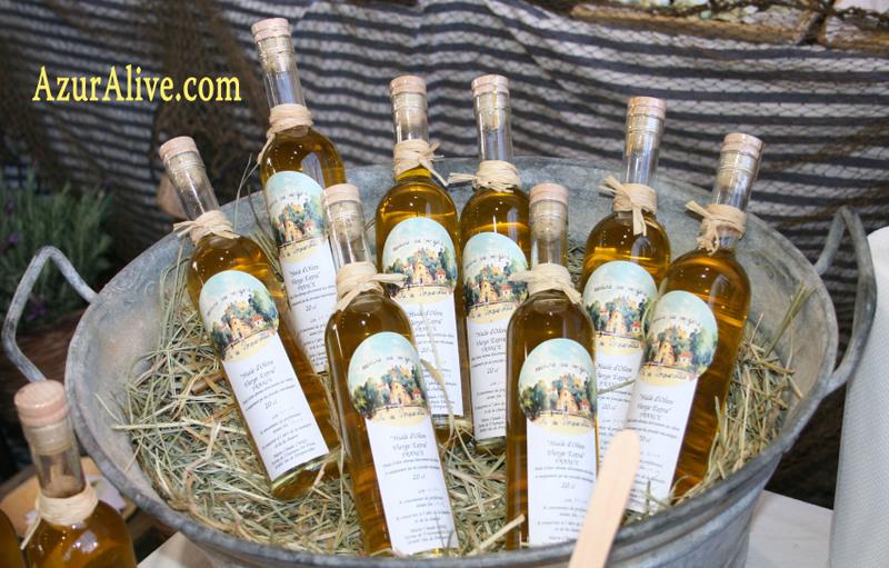 Saveurs des Vergers Olive Oil, azuralive.com