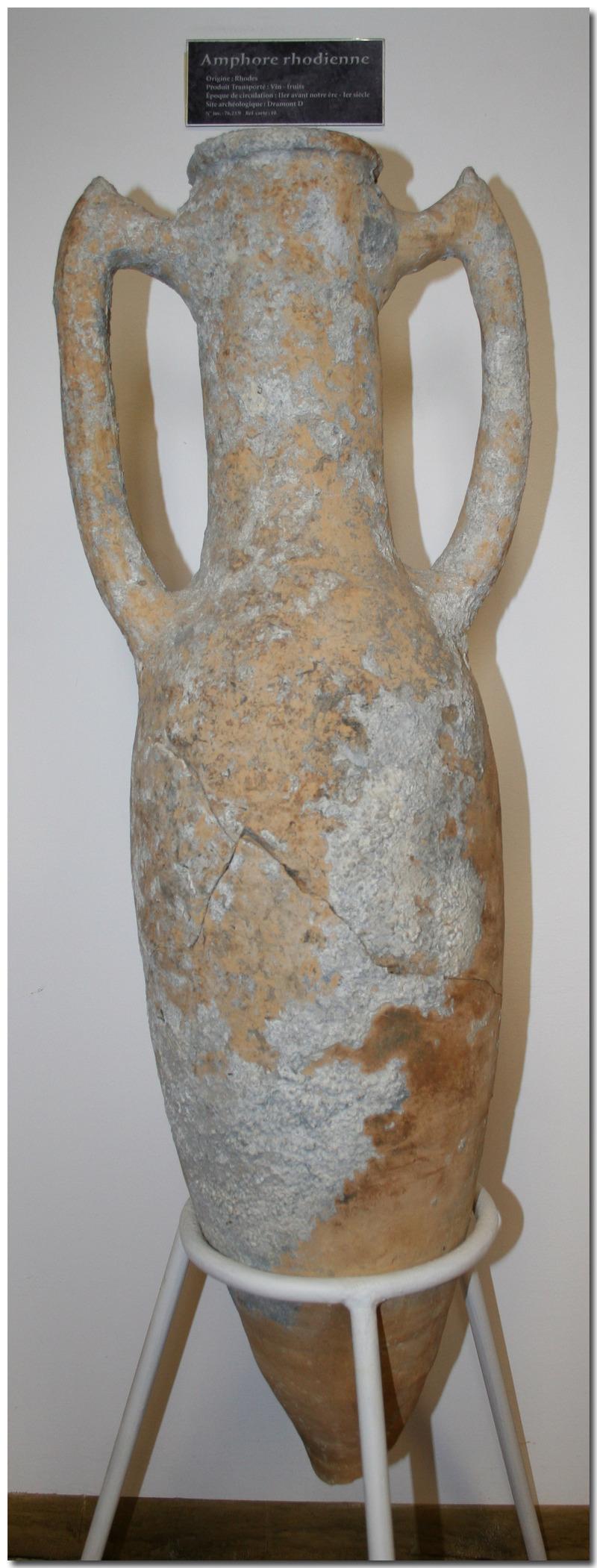 Amphora Rhodes