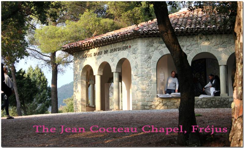 Azuralive, Chapelle Cocteau